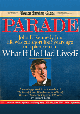 Parade Jfk jr