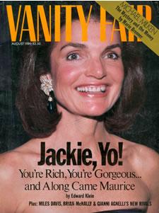 Vanity Fair August 1989