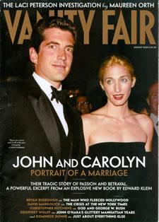 Vanity Fair August 2003