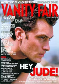 Vanity Fair December 2000