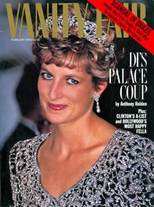 Vanity Fair February 1993
