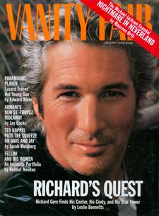 Vanity Fair January 1994