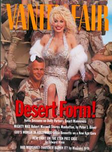 Vanity Fair June 1991