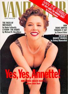Vanity Fair June 1992