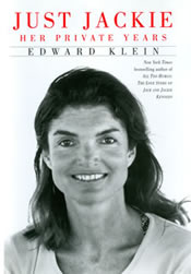 Just Jackie by Edward Klein