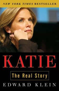Katie The Real Story by Edward Klein