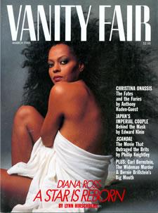 Vanity Fair March 1989