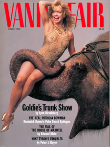 Vanity Fair March 1992