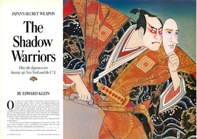 Read The Shadow Warriors