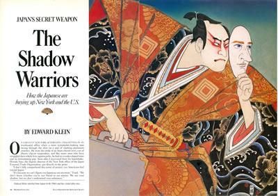 Read The Shadow Warriors