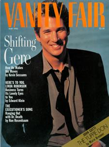Vanity Fair May 1990