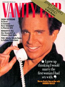 Vanity Fair November 1991