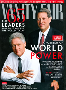 Vanity Fair November 1997