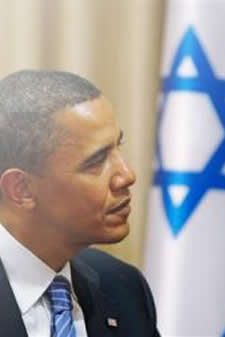 Huffington Post Obama Israel