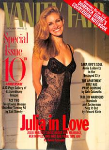 Vanity Fair October 1993