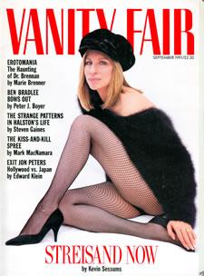 Vanity Fair September 1991