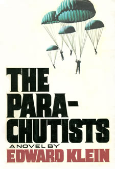 The Parachutists by Edward Klein