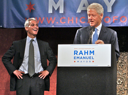 bill and rahm