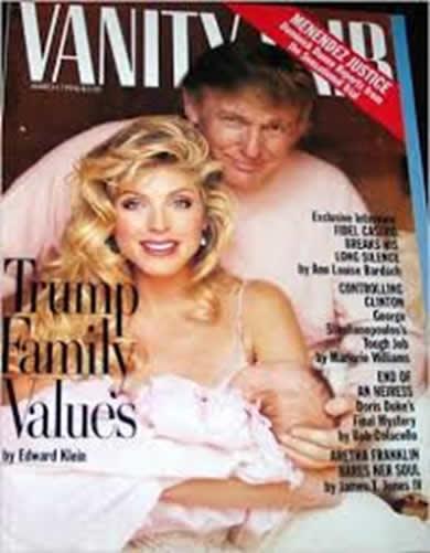 vanity fair trump