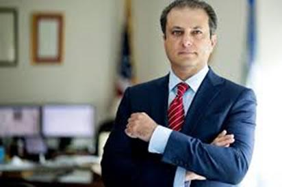 United States Attorney Preet Bharara