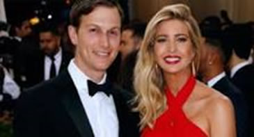 Jared and wife Ivanka